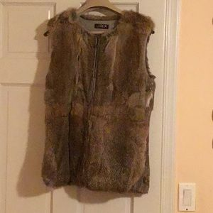 LeRok  Rabbit Vest